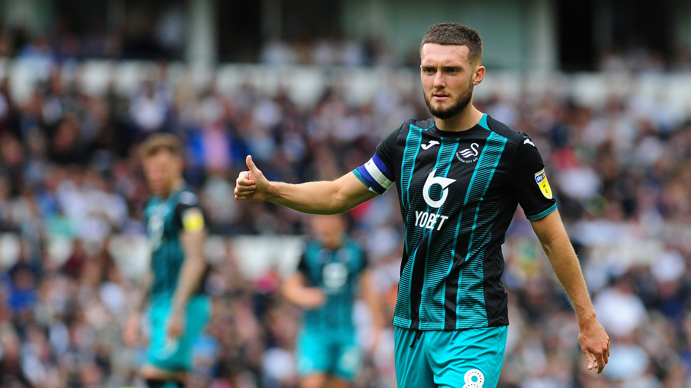 Matt Grimes | Northampton spell got me back on track | Swansea
