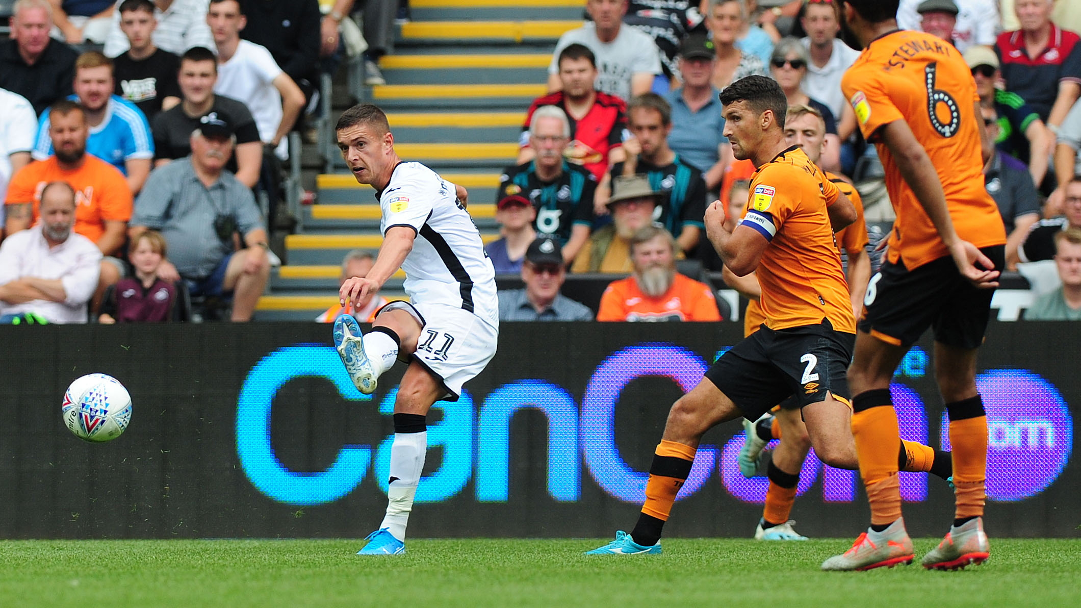 Swansea City v Hull City